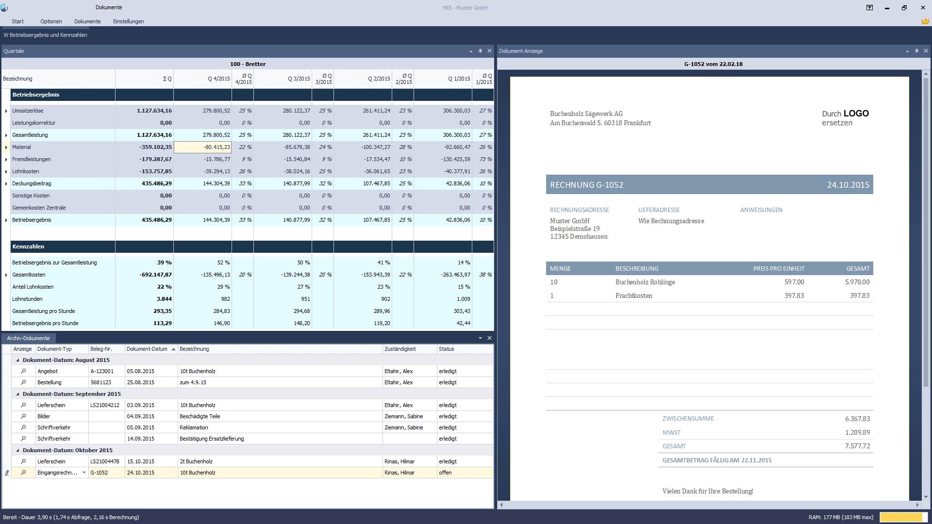 WFS 40 Dokumente